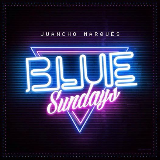 CD Blue Sundays de Juancho Marqués