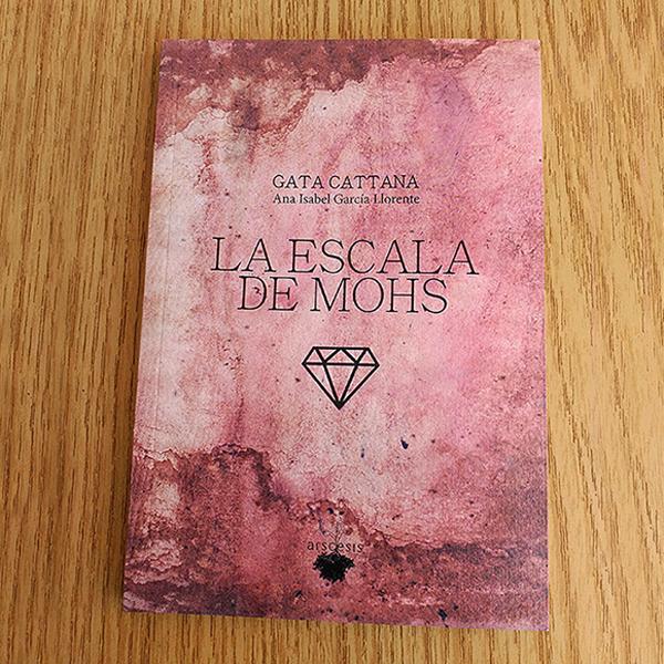 LIBRO LA ESCALA DE MOHS GATA CATTANA