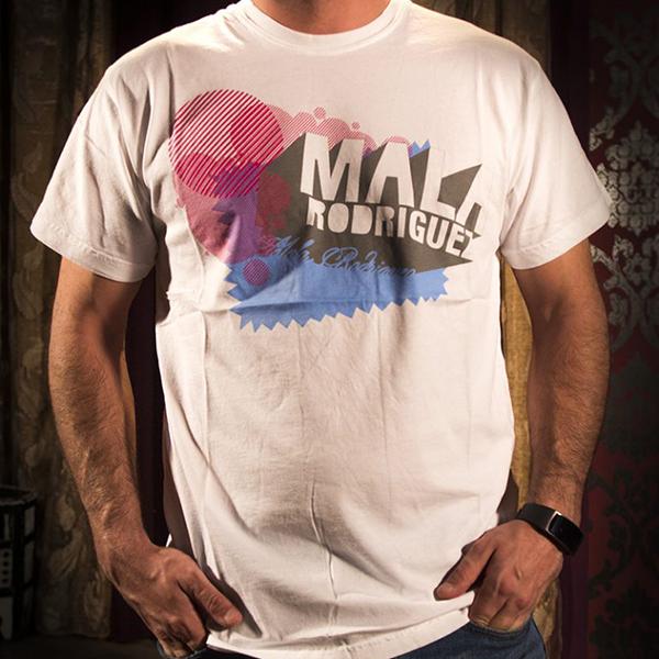 camiseta blanca Mala Rodríguez