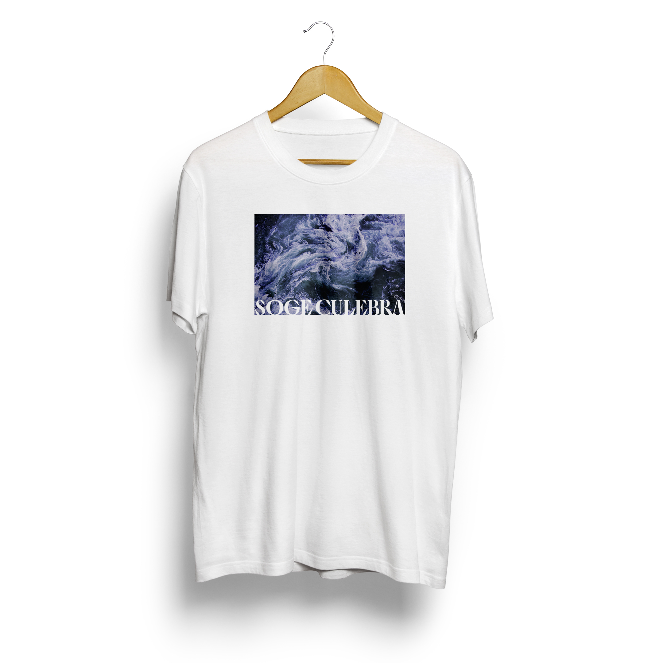 camiseta Mar de Cristal de Soge Culebra