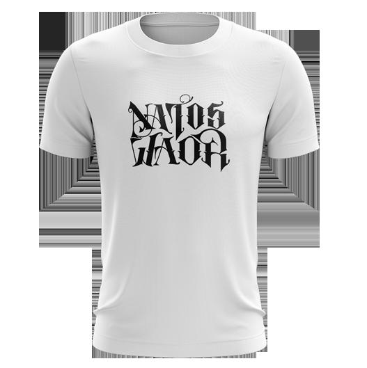Camiseta Natos y Waor blanca
