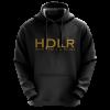 SUDADERA HDLR 2.0 ORO/NEGRA