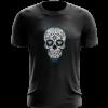 camiseta Calavera Mex negra de Natos y Waor