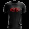 Camiseta RocknRolla rojo/negra de Natos y Waor