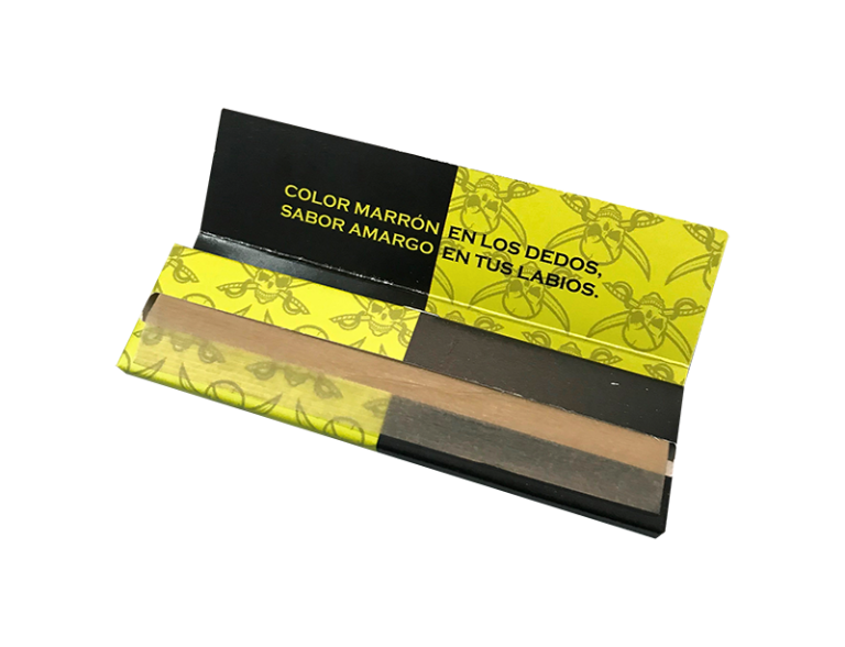 LIBRILLO DE PAPEL DE FUMAR HDLR