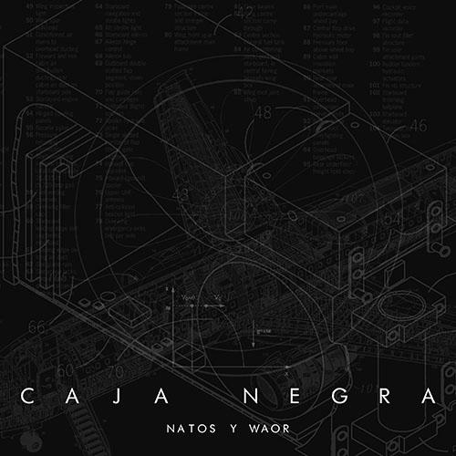 álbum Caja Negra de Natos y Waor.