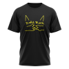 camiseta Dora Black negra