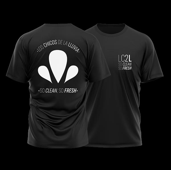 camiseta socleansofresh de Los Chicos de la Lluvia