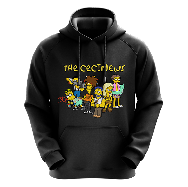 Sudadera The Cecinews