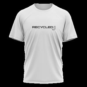 camiseta Recycled J blanca