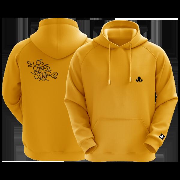 sudadera LC2L amarilla