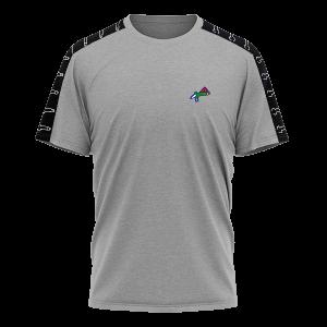 Camiseta Bejo monopolio gris frontal