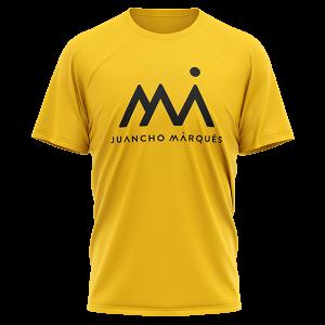 camiseta Juancho Marqués amarilla