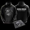 PACK BARRAS BRAVAS CD + SUDADERA