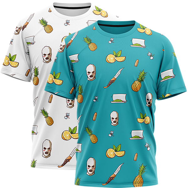 camiseta Summer Malamanera de Fernando Costa