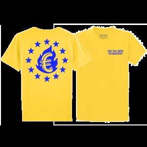 Camiseta Yo No Soy Europeo de Foyone