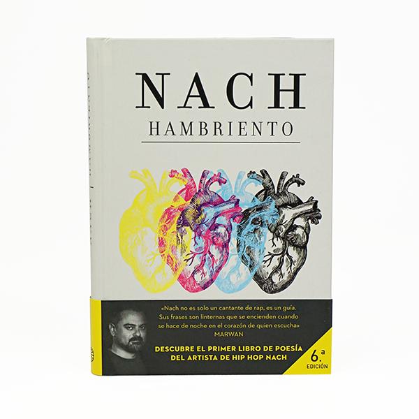 libro Hambriento de Nach