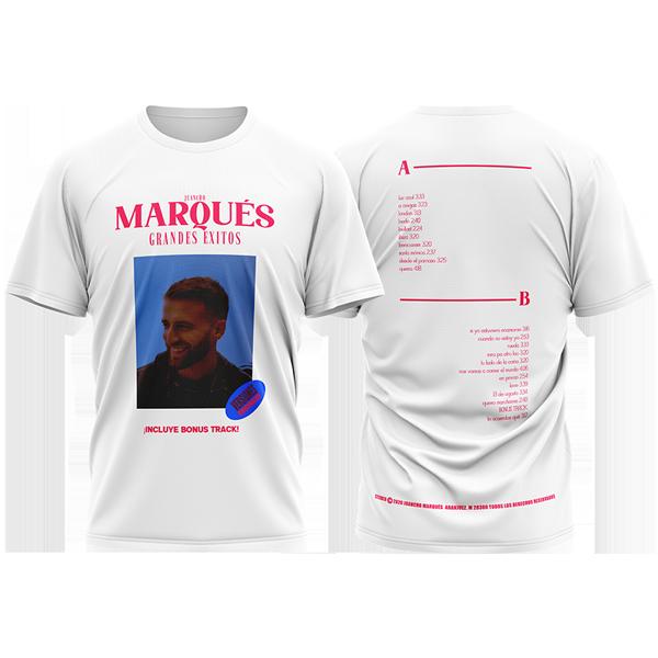 camiseta Grandes Éxitos Cassette de Juancho Marqués