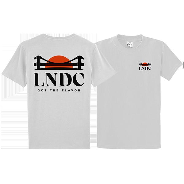 camiseta Las Ninyas del Corro logo blanca